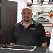 Parts Counter Tim Voorhees in Service & Parts at Toyota of Hackensack