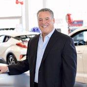 Dealer Principal Frank Holtham in Management at Toyota of Hackensack