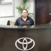 Internal Cordinator | Second Language: Spanish Marjorie Avila in Service & Parts at Toyota of Hackensack