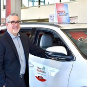 General Sales Manager Mario Puentes in Management at Toyota of Hackensack