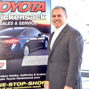 Parts & Service Director Nick Latino in Management at Toyota of Hackensack