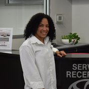 BDC | Second Language: Spanish Miah Feliciano in Service & Parts at Toyota of Hackensack