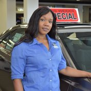 Sales Consultant |  Second Language: Creole Melissa Louissaint in Sales at Toyota of Hackensack