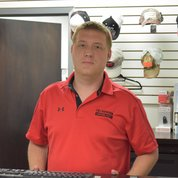 Parts Manager Sean Fischer in Service & Parts at Toyota of Hackensack