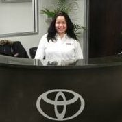 Service | Receptionist  Second Language: Spanish Johanna Urgiles in Service & Parts at Toyota of Hackensack