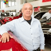 Sales Manager Tony Munoz in Sales at Toyota of Hackensack