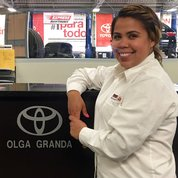 Service Writer | Second Language: Spanish Olga Granda in Service & Parts at Toyota of Hackensack