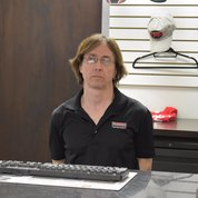 Parts Barry Miller in Service & Parts at Toyota of Hackensack