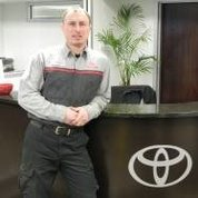 Shop Foreman Brad Cubby in Service & Parts at Toyota of Hackensack