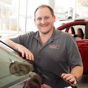 Sales Consultant Bill Coll in Sales at Toyota of Hackensack