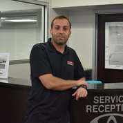 Warranty Administrator Andrelio Do Valle in Service & Parts at Toyota of Hackensack