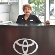 Maria Sesta in Sales at Toyota of Hackensack
