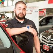 Sales Consultant |  Second Language: Spanish Juan Caraballo in Sales at Toyota of Hackensack