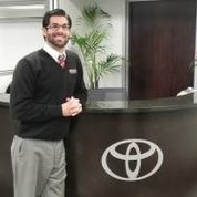 Service Manager Joseph Latino in Service & Parts at Toyota of Hackensack