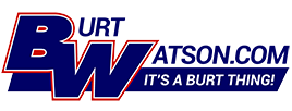 Burt Watson Chevrolet Logo Main