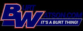 Burt Watson Chevrolet Buick Logo Small