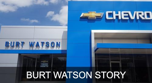 Burt Watson Story