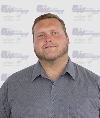 Sales & Leasing Professional Anthony Prohaska in Reese Sales at Burt Watson Chevrolet