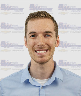 Marketing Assistant JOEL CURRY in Marketing & Office at Burt Watson Chevrolet