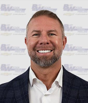 General Sales Manager JASON PRIEBE in Management at Burt Watson Chevrolet