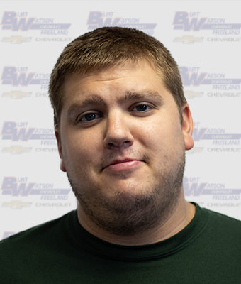 SFII Technician SPENSER FANNON in Service at Burt Watson Chevrolet