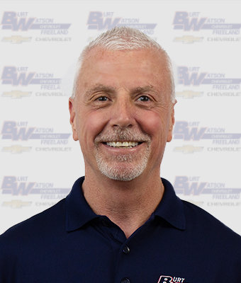 Sales & Leasing Professional MIKE WEADOCK in Pre-Owned Sales at Burt Watson Chevrolet