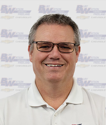 Sales & Leasing Professional DOUG DEMSKI in New Car Sales at Burt Watson Chevrolet