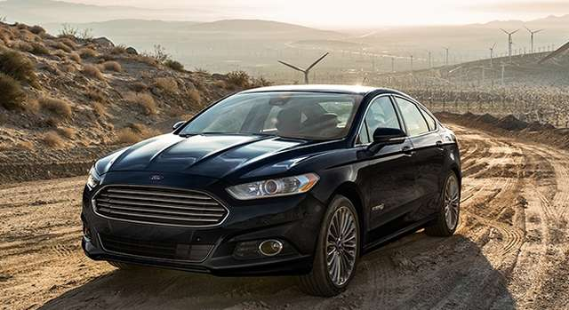Ford Fusion Has Money And Planet Saving Fuel Efficiency