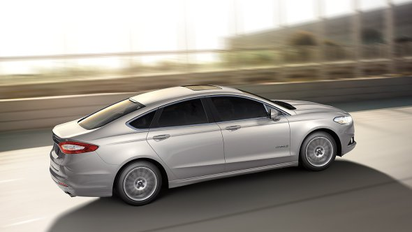 2016 Ford Fusion Hybrid Will Crank Out 40 Plus Mpg