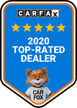 2020 carfax top rater dealer
