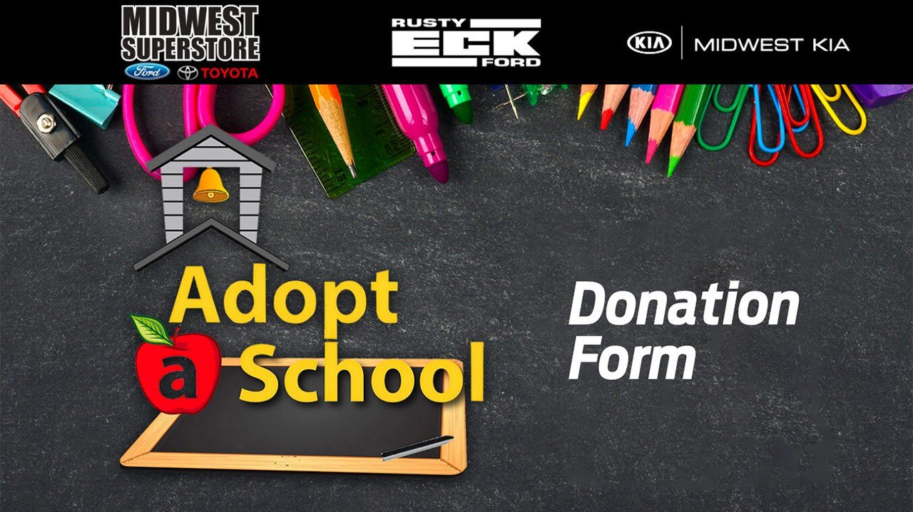 Adopt a School Donation Form
