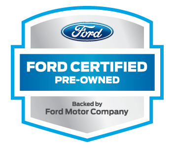 ford certified pre owned vehicle logo