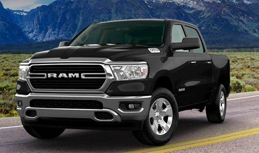 Special offer on 2020 Ram 1500 2020 RAM 1500 BIG HORN CREW CAB