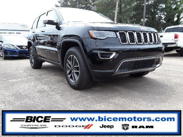 Lease this 2019, Black, Jeep, Grand Cherokee, Limited