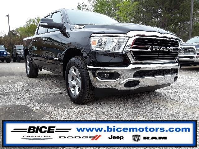 Lease this 2019, Black, Ram, All-New 1500, Big Horn/Lone Star