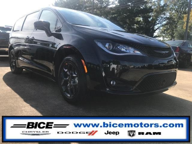 Lease this 2020, Black, Chrysler, Pacifica, Touring