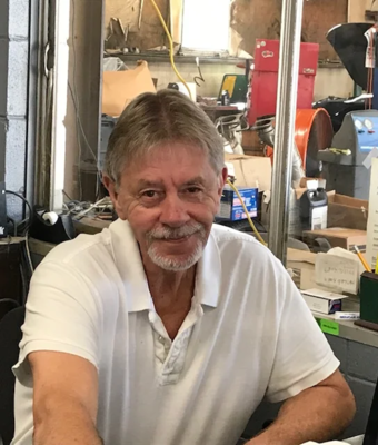 Parts and Body Shop Manager Ken Joiner in Management at Bice Motors Inc
