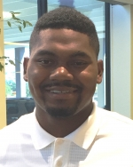 Pre-Owned Sales Consultant LaQuintin Caston in Used Car Sales Department at Robinson Brothers Ford