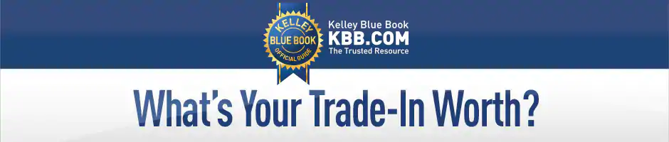 Kelley Blue Book - Value your trade