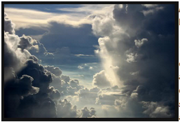 Heavely clouds