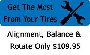 Get the Most of Your Tires