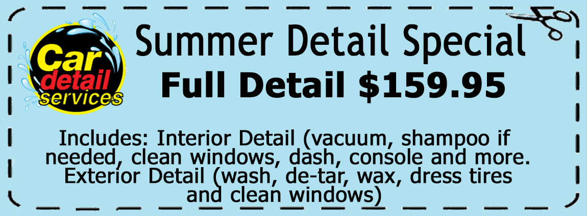 Summer Detail Special