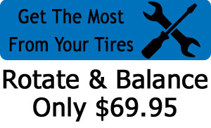 Get the MOST from your tires