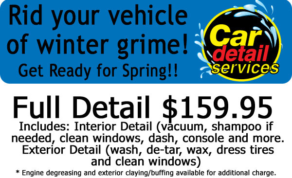 Full Detail only $159.95