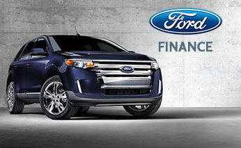Ford financing options from Anderson Ford