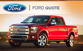 Clinton resident getting a new Ford car quote from Anderson Ford