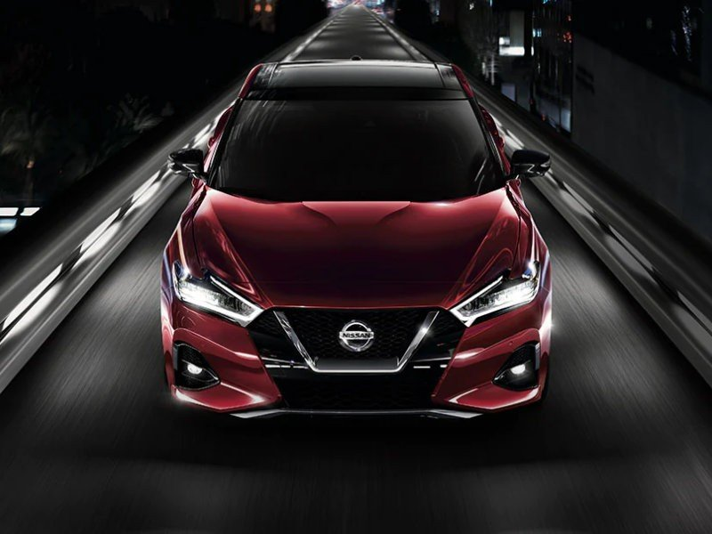 The 2021 Nissan Maxima comes with the latest technology near Tampa FL