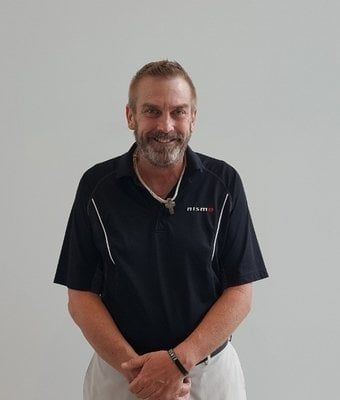 Service Advisor CHUCK SCHNITKER in Service at Lokey Nissan