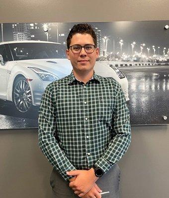 Sales Associate Matt Moynihan in Sales at Lokey Nissan