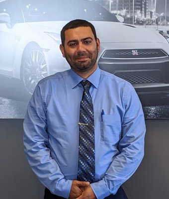 SALES CONSULTANT HECTOR RODRIGUEZ in Sales at Lokey Nissan